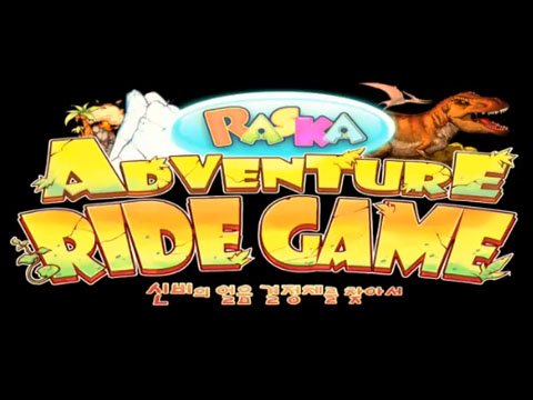[2014졸업작품] RASKA - ADVENTURE RIDE GAME